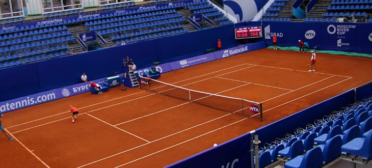 Tennis in Moscow