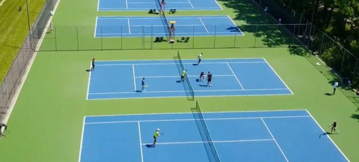 геймы в теннисе