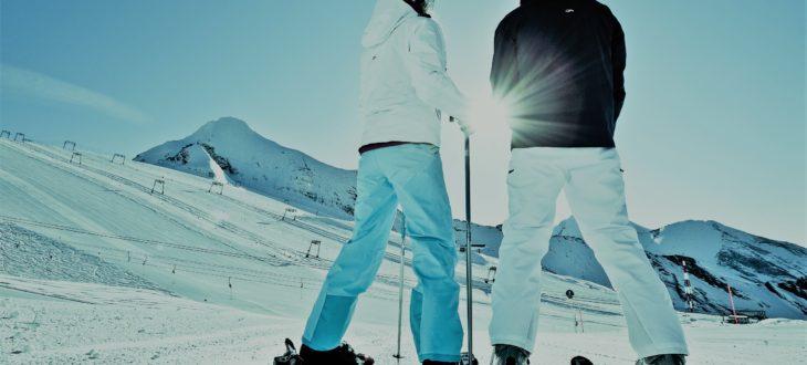 Горные лыжи: важные детали снаряжения