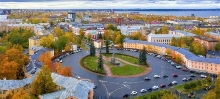 петрозаводск история